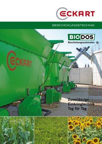 BIODOS - Eckart Maschinenbau