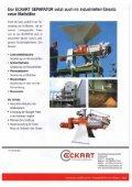 Seperatoren - Eckart Maschinenbau - Seite 4