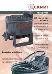 Misch-Proff - Eckart Maschinenbau