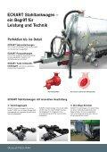 Vakuum-/Pumptankwagen - Eckart Maschinenbau - Seite 2
