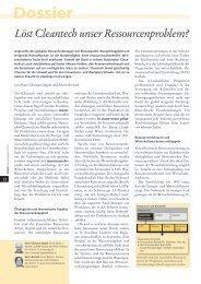 Dossier - Ernst Basler + Partner AG