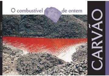 """Cartilha """"Carvão - o combustível de ontem"""" - Amigos da Terra Brasil"""