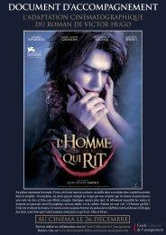 2012 incognita films - europacorp - okko production - CRDP