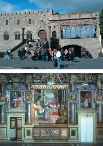 """Viaggio attraverso la """"città dei Papi"""" ricca di sorprese artistiche e ..."""