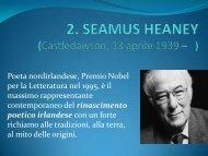 2. SEAMUS HEANEY (1936– )