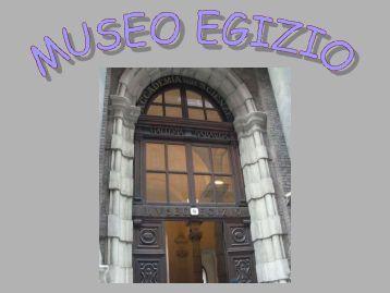 """Museo Egizio - Istituto Comprensivo """"A. Roncalli"""""""