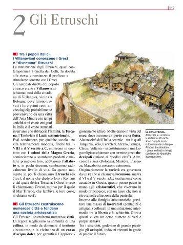 Gli Etruschi - Pianeta Scuola Gallery