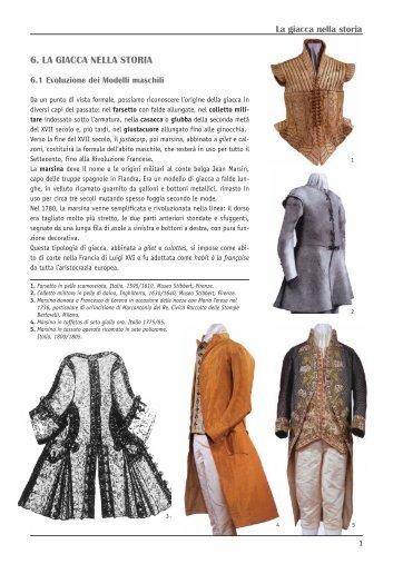 La giacca nella storia - Clitt