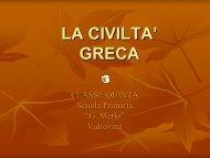 LA CIVILTA' GRECA - G. Veronese