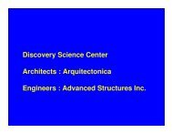 Discovery Science Center Architects : Arquitectonica Engineers ...