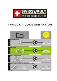 Information Swissvault COMBO - Future-Planet