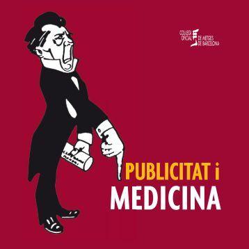 PUBLICITAT i - Col·legi Oficial de Metges de Barcelona