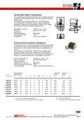 Elektro-Haftmagnete Electro-aimants porteurs - Maurer Magnetic AG - Page 3