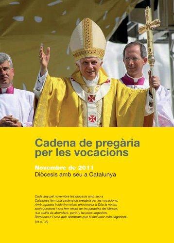 Material - Seminari Conciliar de Barcelona