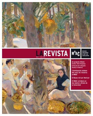 Febrer 2009 - Museu Nacional d'Art de Catalunya