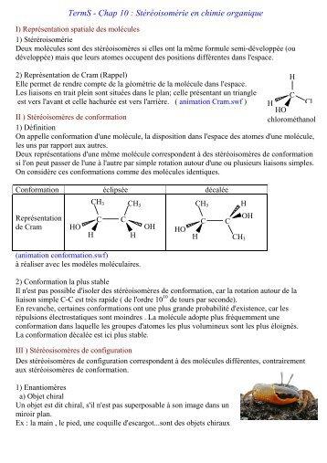 cours (pdf) - Sciences Mont Blanc