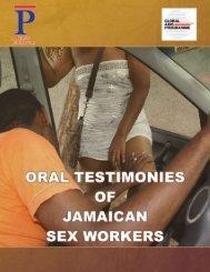 Oral Testimonies of Jamaican Sex Workers - PANOS Caribbean
