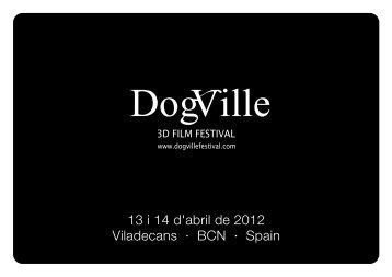 Dog?/'ille: - Dogville 3D Film Festival