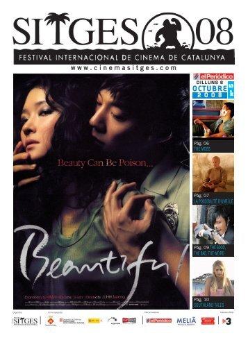 Diario DIA 5 - Festival Internacional de Cinema Fantàstic de Catalunya