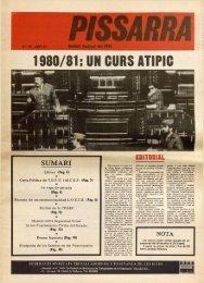 1980/81: UN CURS ATÍPIC - Biblioteca Digital de les Illes Balears