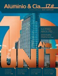 Revista Alumínio & Cia. - Alcoa