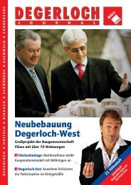 neubebauung Degerloch-west - FLÜWO Bauen Wohnen eG