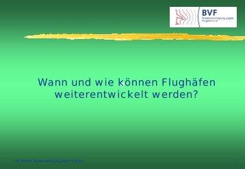 Joachim Hans Beckers - PDF - Bundesvereinigung gegen Fluglärm ...
