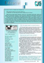 Editorial Editorial - Consell dels Joves de Gandia