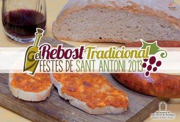 Rebost - Sant Antoni de Portmany