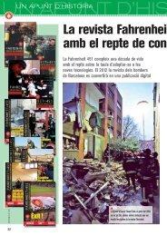 La Fahrenheit compleix 10 anys i encara el - Ajuntament de Barcelona