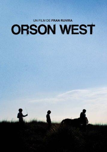 ORSON WEST UN FILM DE FRAN RUVIRA