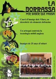 Núm 11 - Desembre 2007 - Ajuntament d'Arbeca