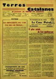 Terres catalanes - Dipòsit Digital de Documents de la UAB