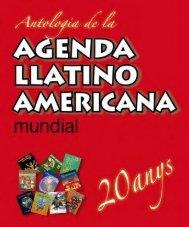 20 anys d'Agenda Llatinoamericana - Agenda Latinoamericana