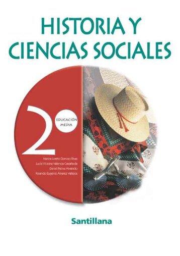 Libro Historia de Chile