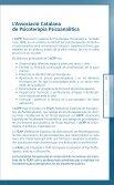 Màster Presencial - Associació Catalana de Psicoteràpia ... - Page 5