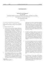 Empfehlung der EU-Kommission: KMU Definition - ZIT