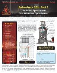 Pulverizers 101: Part 1 - Storm Technologies, Inc.