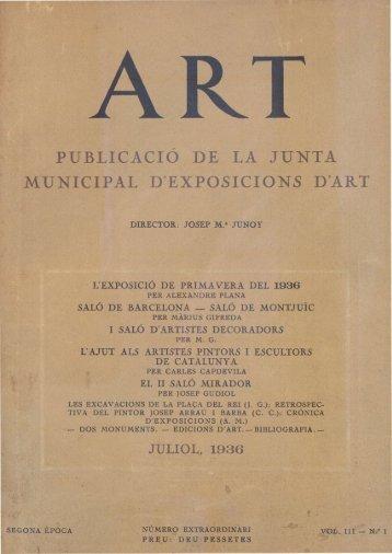 publicació de la junta municipal d'exposicions d'art - Dipòsit Digital ...