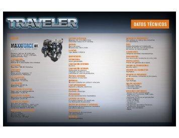 Ficha técnica (1MB) - Camiones y Motores International