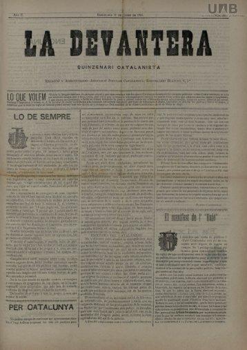 """A El manifest do 1' """"lií - Dipòsit Digital de Documents de la UAB"""