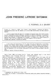 John Frederic Latrobe Bateman - Mallorca