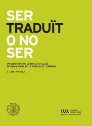 Informe en català. Format PDF - Fira del Llibre de Frankfurt 2007