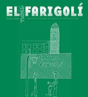 número 1 - 2008 - La Farigola del Clot