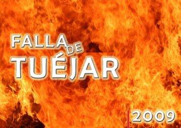 Falla de Tuéjar PORTADAS.cdr - Conselleria de Cultura i Esport