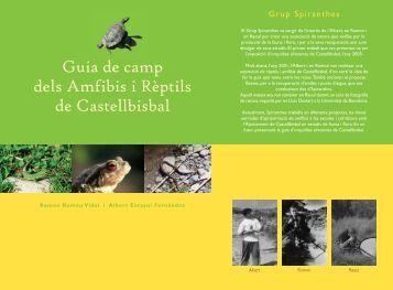 Guia de Camp dels Amfibis i Rèptils de Castellbisbal - Malpolon.net