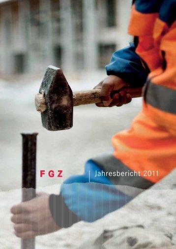 Jahresbericht 2011 - Patrick Gutenberg