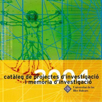 UIB Universitat de les Illes Balears