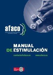 Manual estimulación AFACO - El Amaku