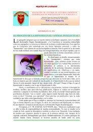 """el proceso de la hipnosis en el """"animal intelectual"""" - ACEGAP"""